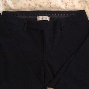 Gap Dress Pants - Black Size 4 Tall